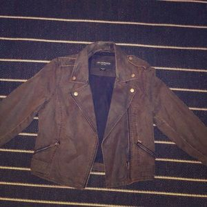 OBEY Clothing brand  cotton biker jacket